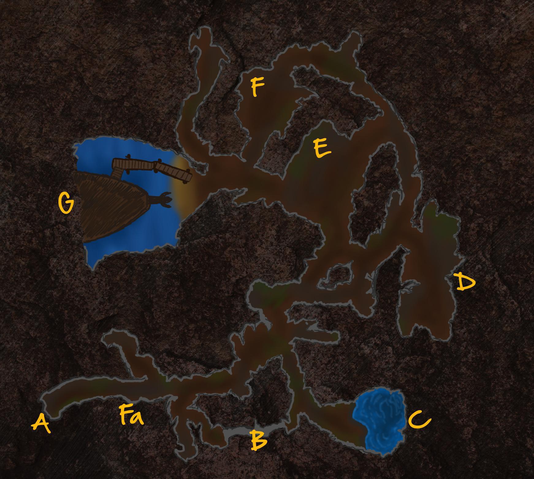 Das Inselhöhlensystem