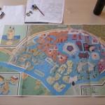 Die Karte der Stadt in der wir uns zu Beginn kurzzeitig aufhielten