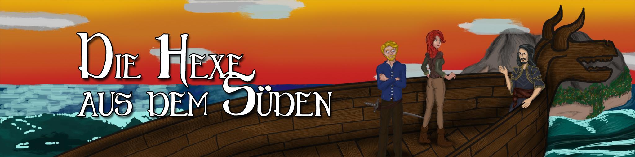 Die Hexe aus dem Sden  Episode 10  TripleTwenty