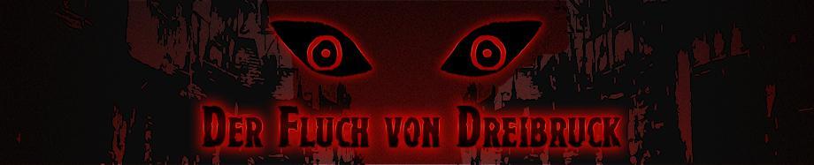 """Banner für den Oneshot """"Der Fluch von Dreibruck"""""""